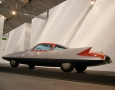 1955 Ghia Gilda Streamline-X In The Turin Exposition Hall At Dream Exhibition 2008