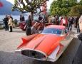 1955 Ghia Gilda Streamline-X Villa d'Este, Lake Como, Italy