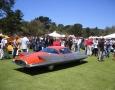 1955 Ghia Gilda Streamline-X Concours Event