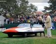 1955 Ghia Gilda Streamline-X Amelia Island First Prize Presentation