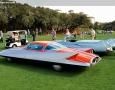 1955 Ghia Gilda Streamline-X Concours Event Next to LeSabre