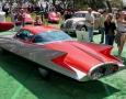 1955 Ghia Gilda Streamline-X Concours Event Art Center Pasadena, Ca