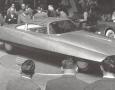 1955 Ghia Gilda Streamline-X turntable
