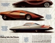 1955 Ghia Gilda Streamline-X Time Magazine Article May 2014