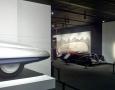 1955 Ghia Gilda Streamline-X Petersen Museum Aerodynamics Exhibit