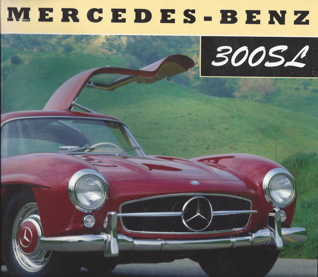 1955 Red Gullwing For Sale