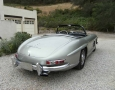 1961 Mercedes-Benz 300SL Disc Brake Roadster
