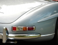 Silver Blue 1962 300SL Disc Brake Roadster 25