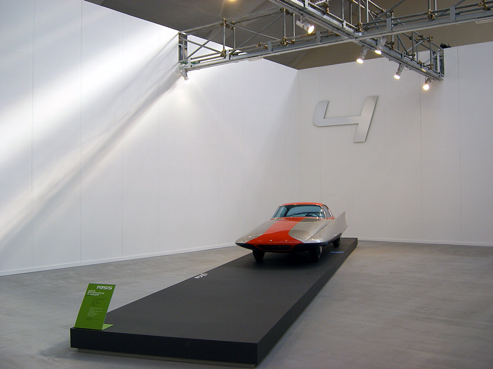 Dream auto exhibition 2008 turin italy scott grundfor for Dream home flooring manufacturer