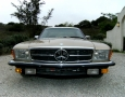 1981 Mercedes-Benz 500SLC FIA Homologation Special Coupe