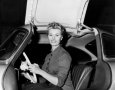 Sophia-Loren-Mercedes-Benz-300SL-Gullwing-1955-Profile-Sitting