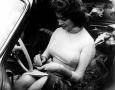 Sophia-Loren-Mercedes-SL-Gullwing