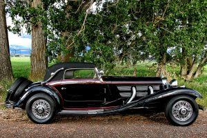 FOR SALE: 1936 Mercedes-Benz 540K Sport Cabriolet A by Sindelfingen