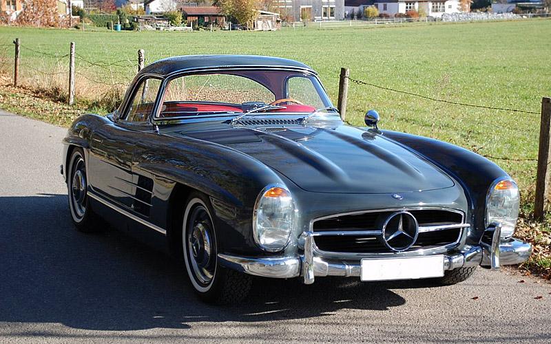 Sold 1958 Mercedes Benz 300 Sl Roadster Scott Grundfor