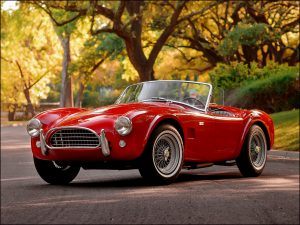 FOR SALE: 1965 Shelby Cobra 289