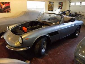 1967 Ferrari 300 GTS