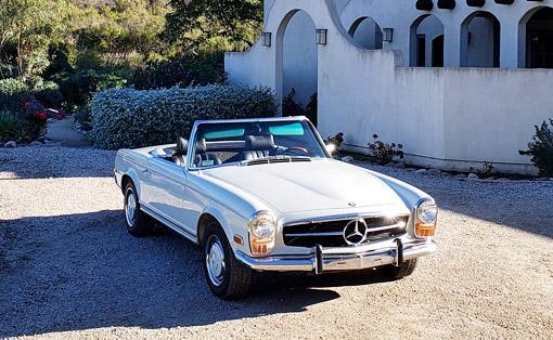 For Sale: 1970 Mercedes-Benz 280SL