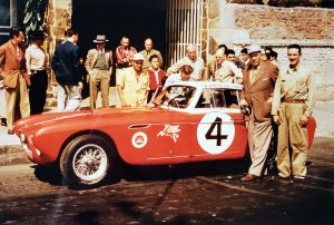 Remembering Phil Hill's 1952 Ferrari 340 Mexico by Scott Grundfor