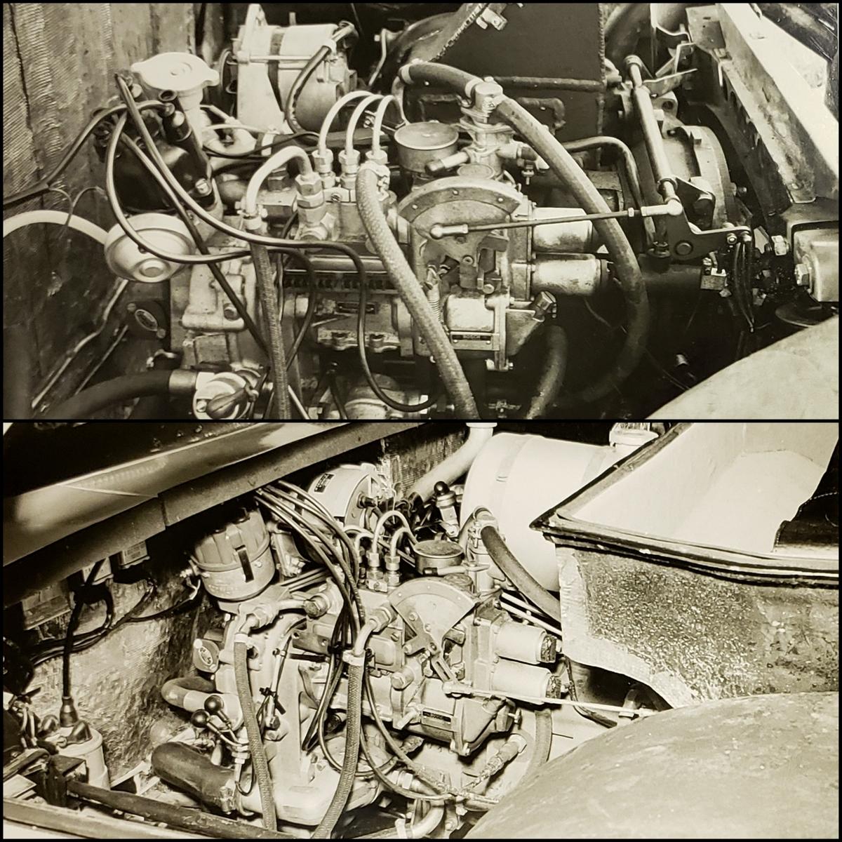 Photo Archive Vol  3 - Mercedes C 111 - Scott Grundfor