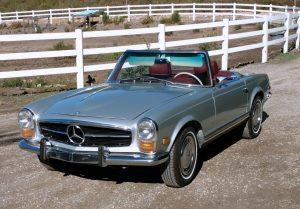 SOLD: 1968 Mercedes-Benz 280SL