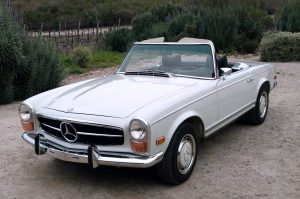 FOR SALE: 1970 Mercedes-Benz 280SL
