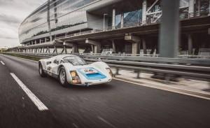 Rare Street Legal Porsche 906, 1 of 65 Made