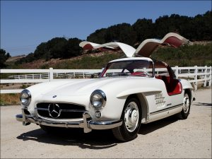 FOR SALE: 1955 Mercedes-Benz 300SL Gullwing