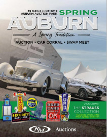Auburn Spring Auction Guide
