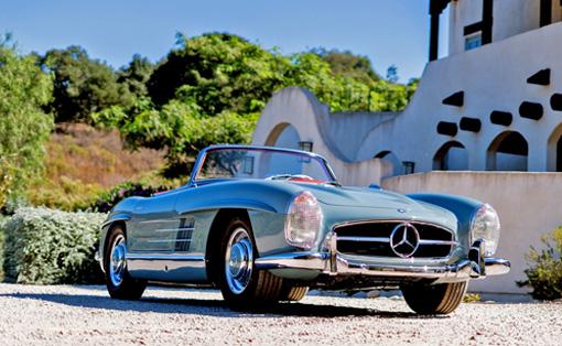 For Sale: 1964 Mercedes-Benz 300SL Roadster