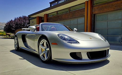 For Sale: 2005 Porsche Carrera GT