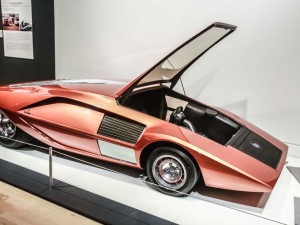 Dream Cars at the Indianapolis Museum of Art