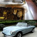 1967 Ferrari 330 GTS – Preservation - Before and After