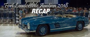 RM Sotheby's Fort Lauderdale Auction 2018 – Recap