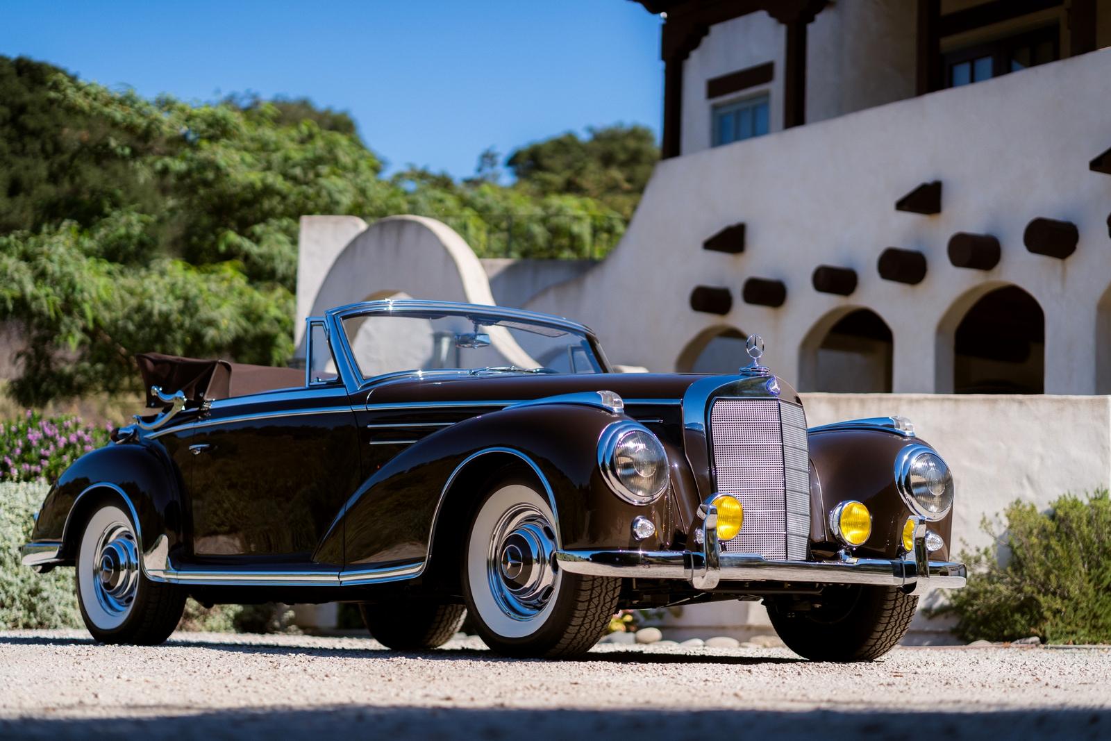 For Sale: 1956 Mercedes-Benz 300Sc Cabriolet