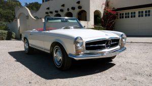 SOLD: 1967 Mercedes-Benz 250SL