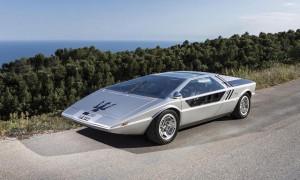 1972 Maserati Boomerang Coupe