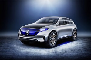 Mercedes-Benz Electric Concept