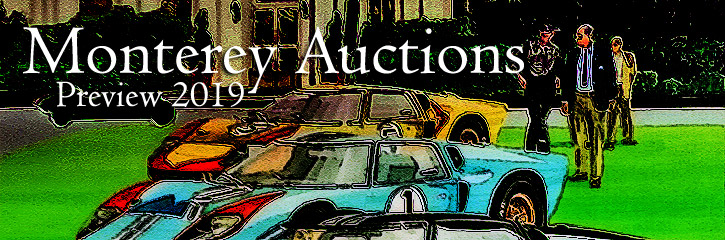 Monterey Auctions 2019 Preview - Scott Grundfor Company