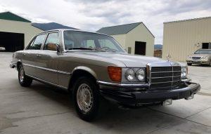 SOLD: 1978 Mercedes-Benz 450SEL 6.9