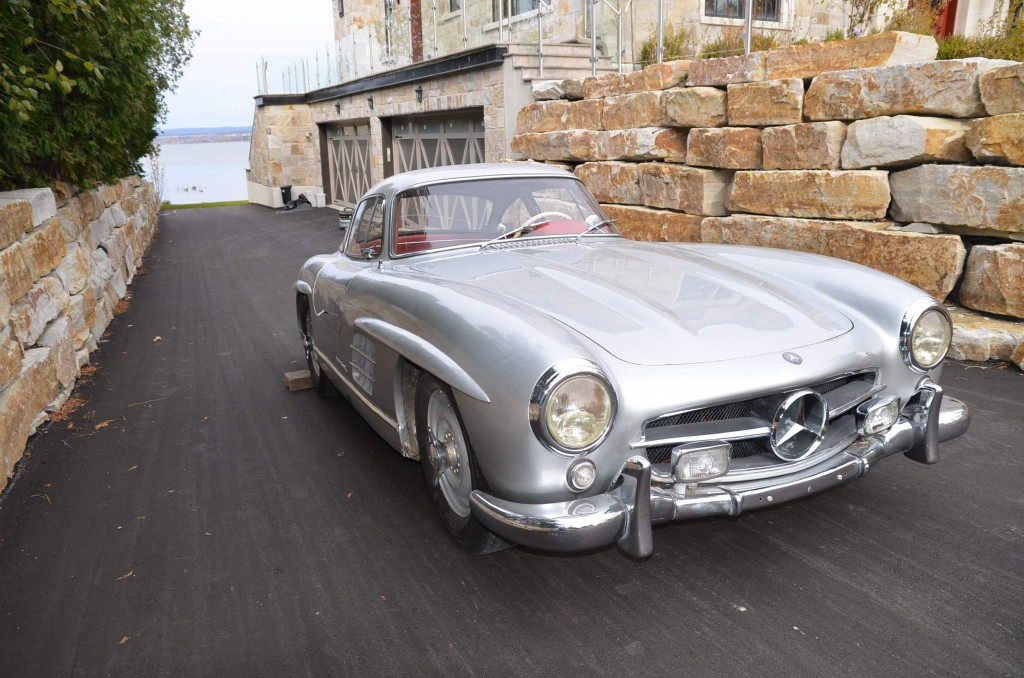 Rare Classic Mercedes Gullwing Miraculously Found On Ebay Scott