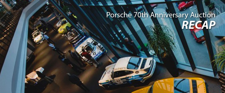 RM Sotheby's - The Porsche 70th Anniversary Auction
