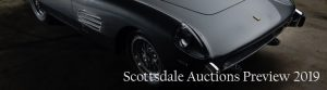 Scottsdale Auctions Preview 2019