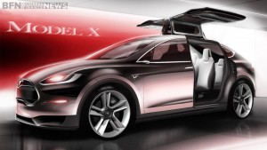 Tesla Motors Inc Model X: What We Know- Leaked Pictures